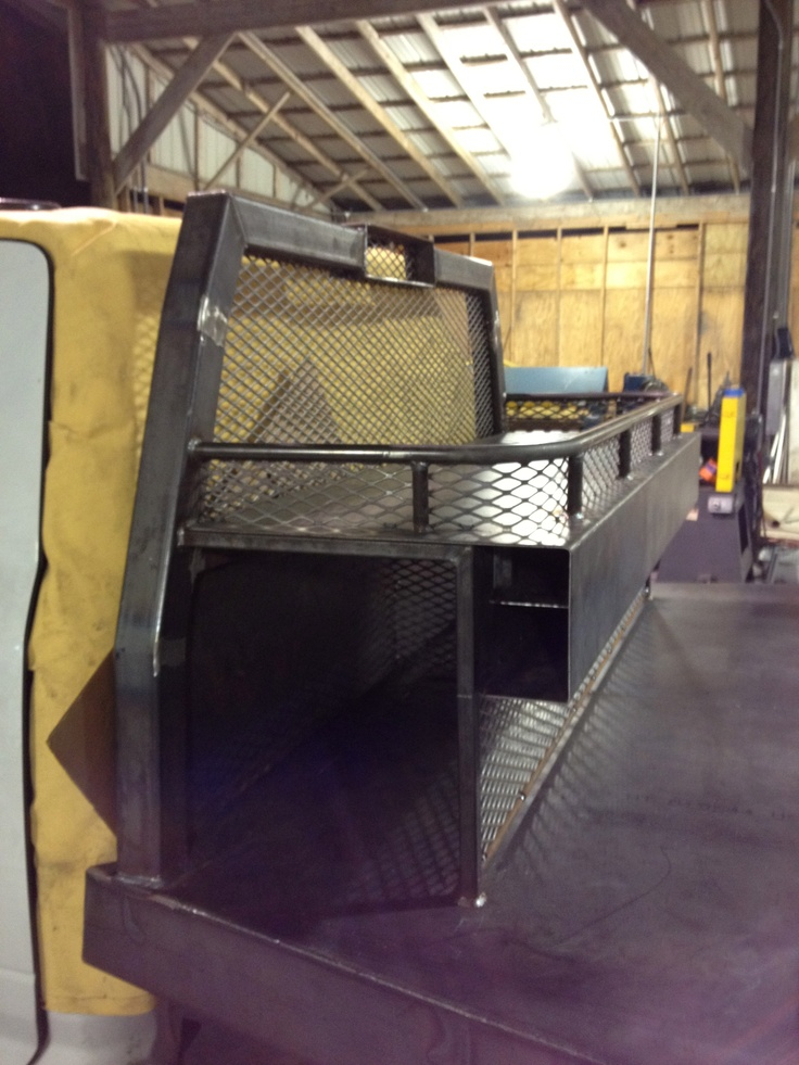 Building The New Flat Bed Boats Amp Truck Truck Flatbeds