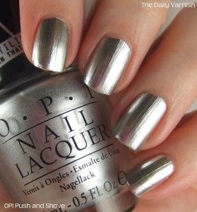 OPI - Push and Shove // Gwen Stefani Collection; Holiday 2013