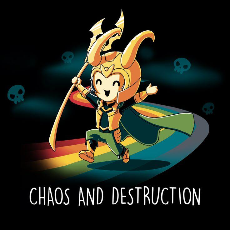 Caos y destruccion yei