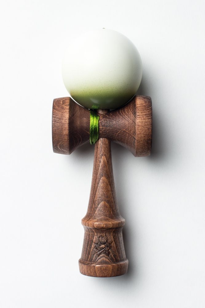 F3 Low Fade Combo - Mossy - aTack - Sweets Kendamas