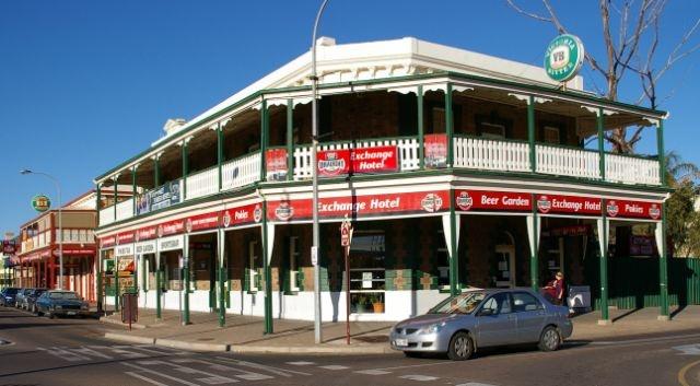 Exchange hotel - Port Augusta - SA