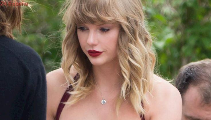 Dama de honor de lujo: Taylor Swift acompaña a su mejor amiga en su gran día
