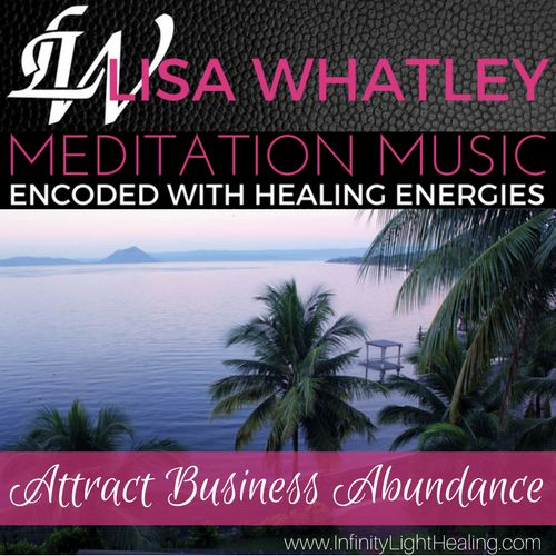 Attract Business Abundance ... 60 Minutes of Healing Encoded Transmissions of Light mixed with Heavenly Soul Music, Theta Wave and 528 Hz Frequency