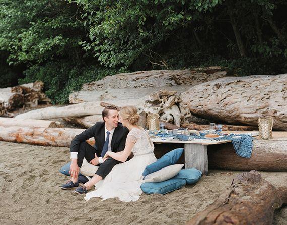 costal wedding inspiration | photo by Gucio Photography | 100 Layer Cake