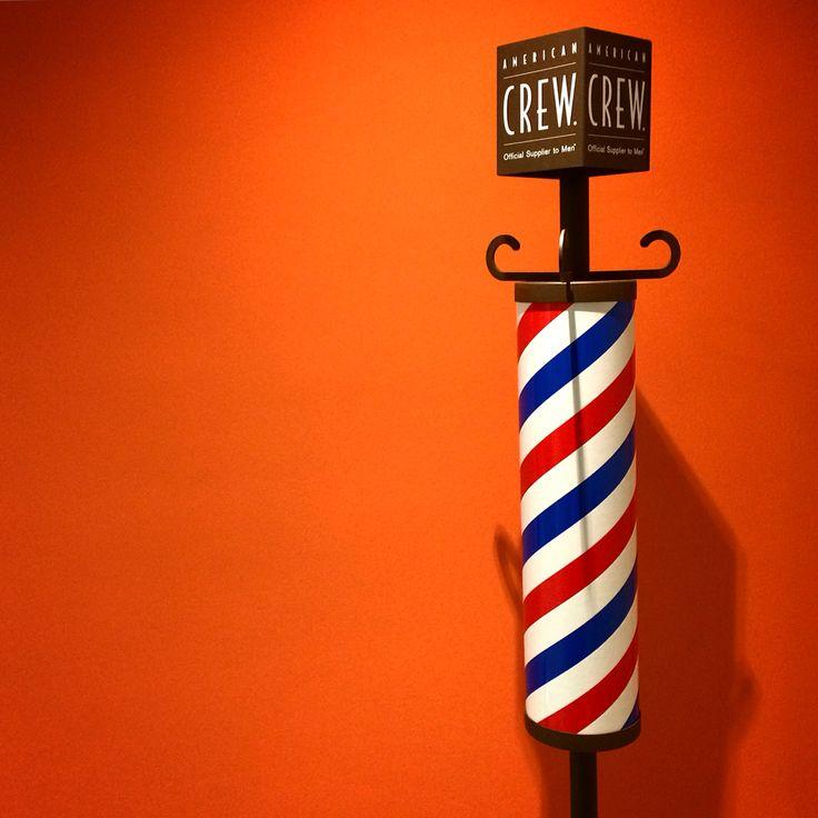 "Nou ""Barber Pole"" a La barberia #barbershop #hairsalon #hairstudio #labarberiafigueres #americancrew #barberpole #figueres #incostabrava #mensfashion #menproducts #groomtowin"