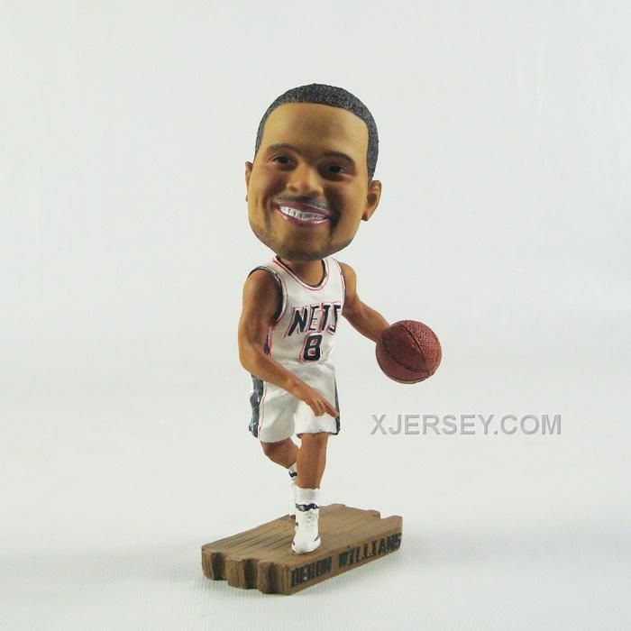 http://www.xjersey.com/nets-8-deron-williams-action-figure.html Only$29.00 #NETS 8 DERON WILLIAMS ACTION FIGURE Free Shipping!