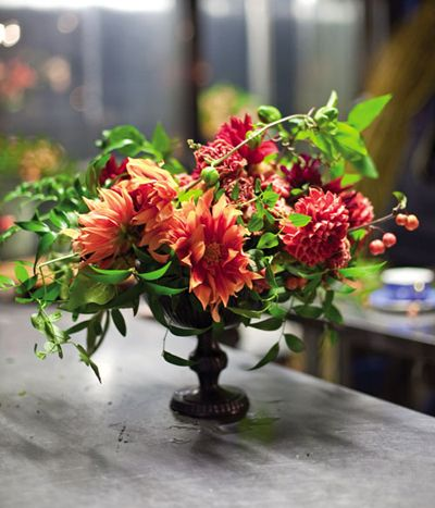 Ariella Chezar. Fall Flower ArrangementsCenterpiece FlowersTable  CenterpiecesWedding ...