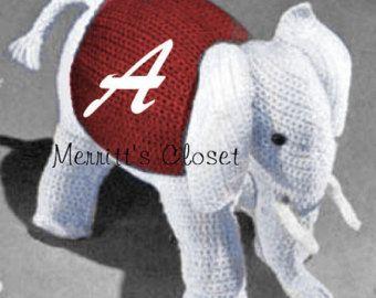 alabama crochet pattern – Etsy