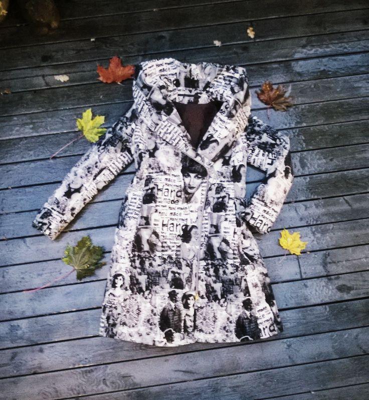 Coat, fabric by Desigual