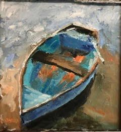 Giles Boat by Corinne Gala