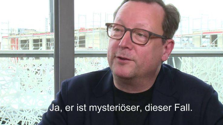 """Kurze """"Tatort""""-Pause, denn heute Abend um 20:15 Uhr ermittelt Hanns von Meuffels in einem brandneuen und mysteriösen Polizeiruf 110-Fall im Ersten!"""