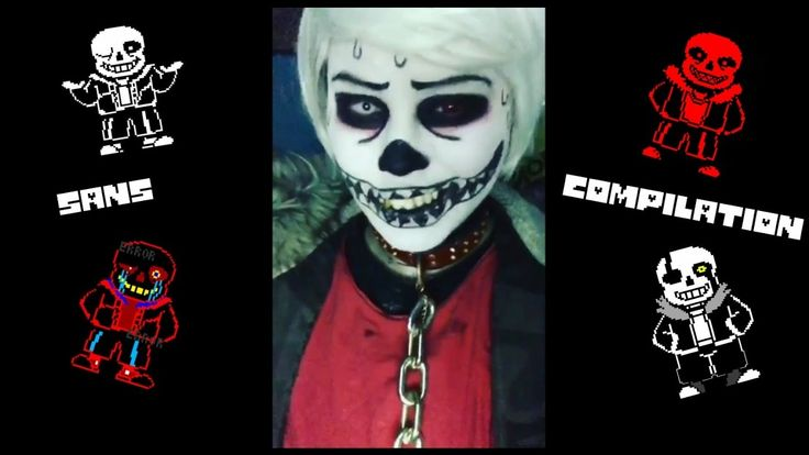 Lowcash.cosplay/Max/Pepper King Sans Musical.ly Compilation