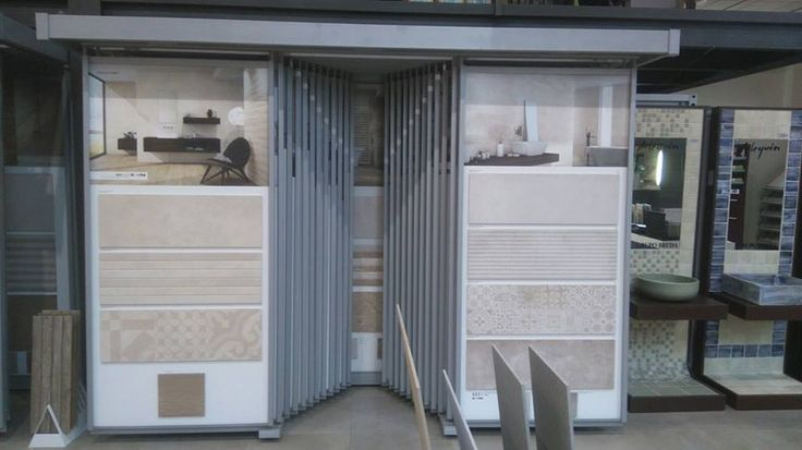 We are completely in love with the new showroom of our customer Cuinhogar Beniganim where our #ceramic #tile collections look marvelous!!!