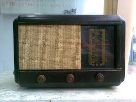 RADIO PHILIPS  AM-FM, ANO DE 1942