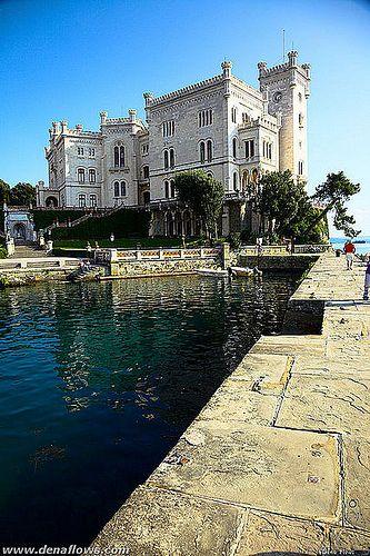 Italy, Trieste Friuli-Venice