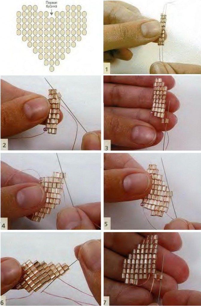 Изготовление изделий из бисера  -  Manufacturing of beads