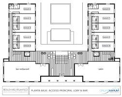 M s de 25 ideas incre bles sobre plano de planta de hotel for Hoteles en planta