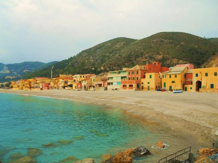 Varigotti on Italian Riviera: just 15 miles from Relais & Chateaux La Meridiana!  visit www.lameridianaresort.com