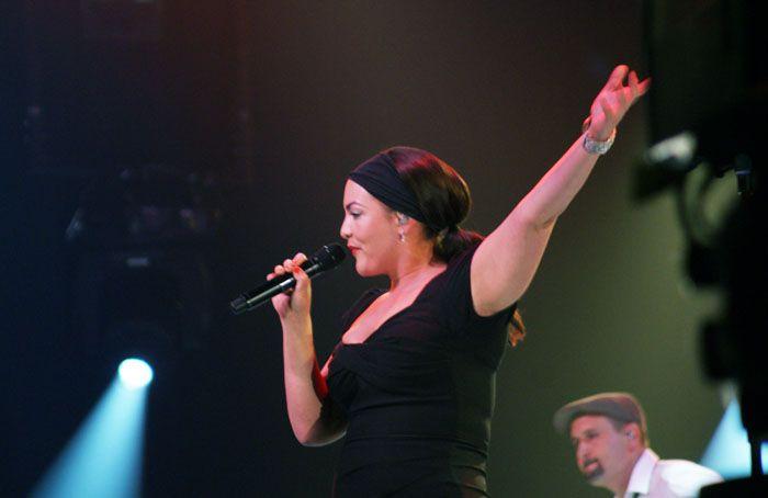 Caro Emerald bei North Sea Jazz 2013  #rotterdam  #niederlande #holland #netherlands #summer #northseajazz