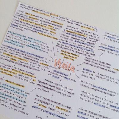 gcse studyblr