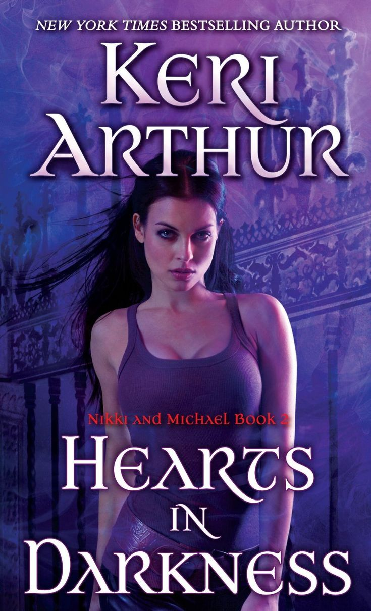 REVIEW by Lorna: Hearts in Darkness by Keri Arthur (Nikki and Michael #2) – RELEASED TODAY! (@K E​zarthur, @M​ollykatie1​12)