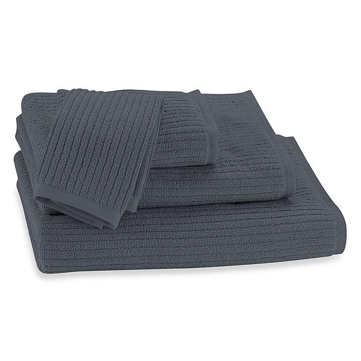 Dri Soft Plus Bath Towel In Denim Bath Towels Towel Hand Towels