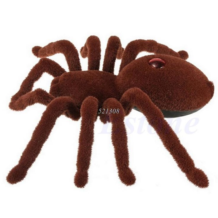 Features: Remote Control Model Number: Spider Brand Name: OOTDTY - Woah Cool halloween spider rc toy