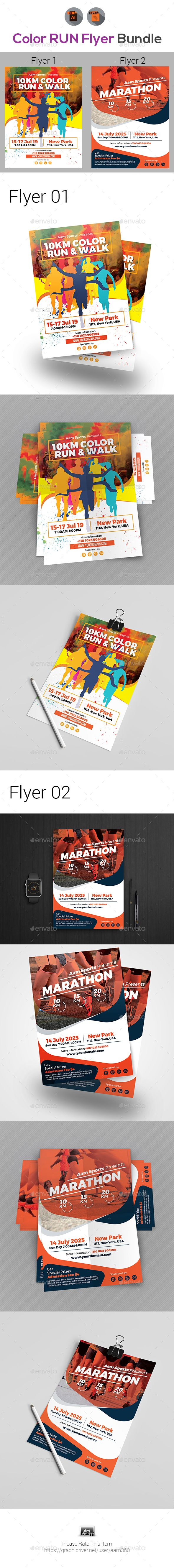 """INFORMATIONS FOR THIS BUNDLE:FEATURES: Flyer 01:Size 8.27""""x11.69""""Bleed: .25""""Fully editable Illustrator AI & EPS file Files Included : adobe illustrator CS5 Format (AI, EPS)Free Fonts Used Clean & Modern Design 300 DPI CMYK Help file includedFlyer 02:Size 8.5""""x11""""Bleed: .25""""Fully editable Illustrator"""