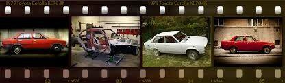 Corolla Ke70 - 1979