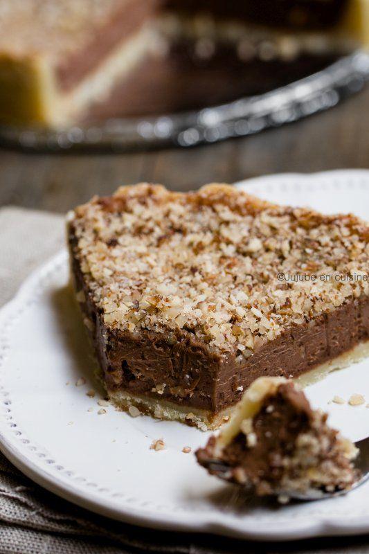 Cheesecake au nutella sans cuisson | Jujube en cuisine