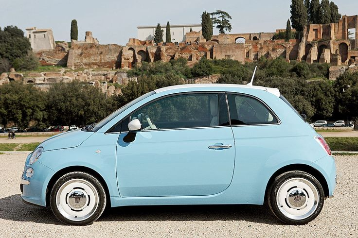 The FIAT 500 we know and love with vintage accents that our parents knew and loved. The FIAT 500 1957 Edition.