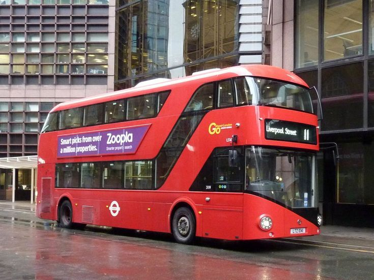 Best London Bus Routes For Sightseeing