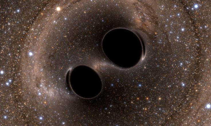 Einstein's gravitational wave theory proven by the sound of two black holes colliding | Inhabitat - Green Design, Innovation, Architecture, Green Building