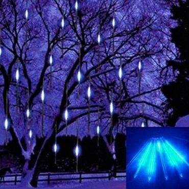 Amazing Falling Rain Lights