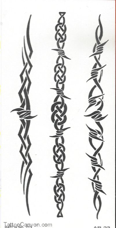 celtic vine armband tattoos - Google Search
