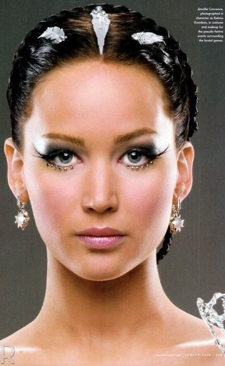 Catching Fire - Katniss Everdeen (Jeniffer Lawrence)