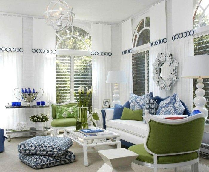 die besten 25 blaue akzente ideen auf pinterest marineblau und grau wohnzimmer marineblau. Black Bedroom Furniture Sets. Home Design Ideas
