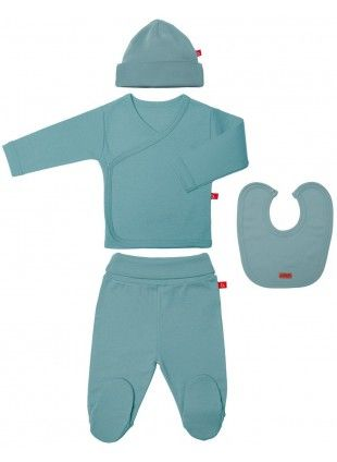 limobasics Baby Erstausstattung Set 50 Denim