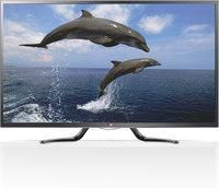 "47"" 1080p 3D LED TV 3D TV (includes 4 pairs of LG passive 3D glasses),Internet-ready Google TV with dual-core processor, built-in Chrome web browser,motion-sensing remote control has a... More Details"