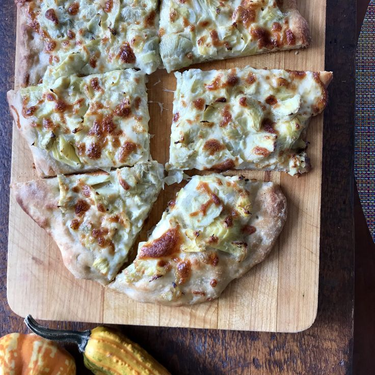 Dinner: A Love Story   Artichoke Pizza on the Fly | Dinner: A Love StoryDinner: A Love Story