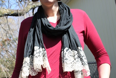 knit wrap + lace: Lace, Someday, Style, Fun, Craft Ideas, Diy, Knits, Crafts
