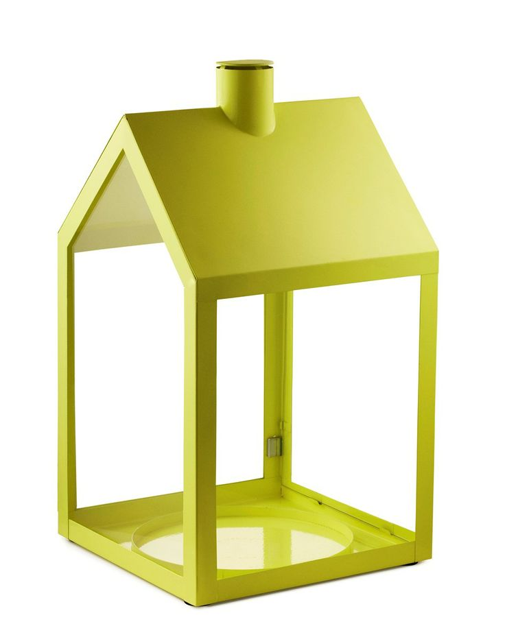 #green #lantern #lighthouse by #NormannCopenaghen available on #flooly link: www.flooly.com/it/lanterna-lighthouse-verde-chiaro-normann-copenhagen/14406