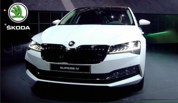 Czech Automotive Manufacturer Skoda Will Arrive In 2020 With The