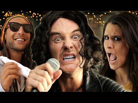 "MAGIC! - ""Rude"" PARODY - YouTube"