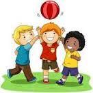 quelle piccole pesti: La Palla e i Bastoncini: giochi di gruppo