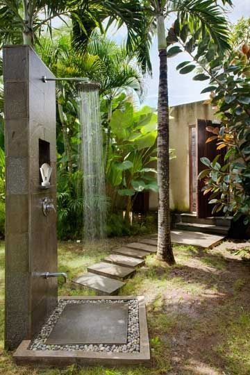 #outdoor #shower