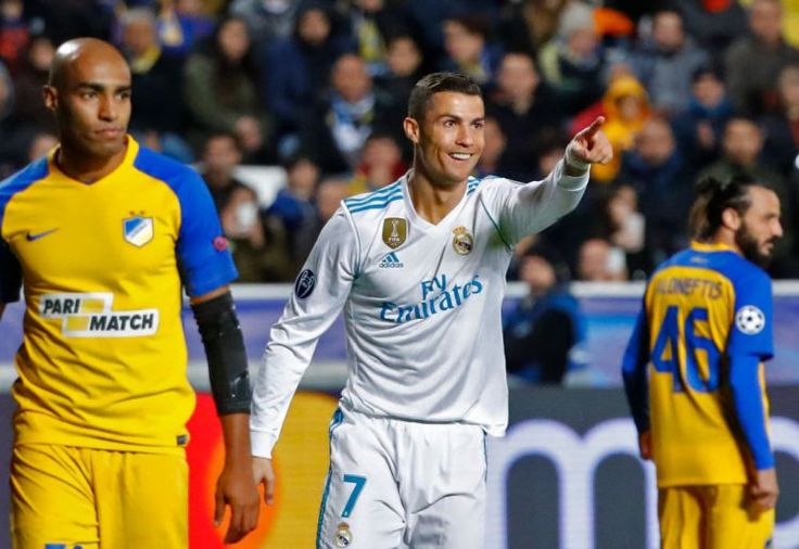 Cristiano Ronaldo breaks HIS OWN Champions League record in Real Madrid win. #UCL