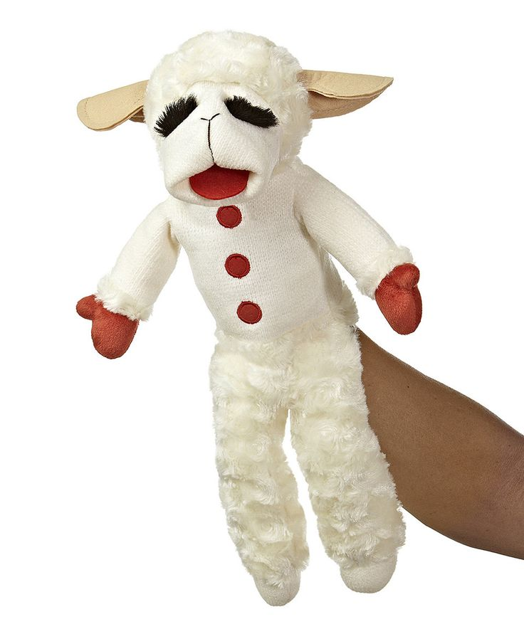 Another great find on #zulily! Lamb Chop Hand Puppet by Lamb Chop #zulilyfinds
