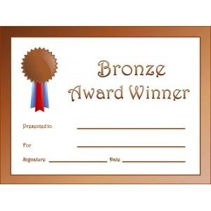 Girl scout bronze award certificate aol image search results search results yelopaper Gallery