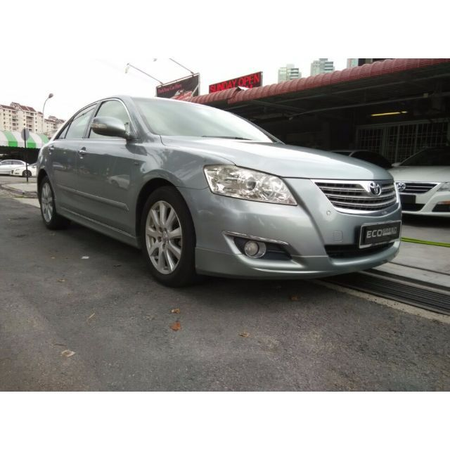 Brand -------- ToyotaModel -------- Camry 2.4 VYear ---------- 2009Engine ------- 2,362 ccPower -------- 161 bhpTorque ------- 224 NmFor more info or test drive,Please do not hesitate to call or Whatsapp our specialistMines Lee @ 012-5599788Or please visitwww.carlist.my/dealer/ecogreenautosdnbhdfor more cars.